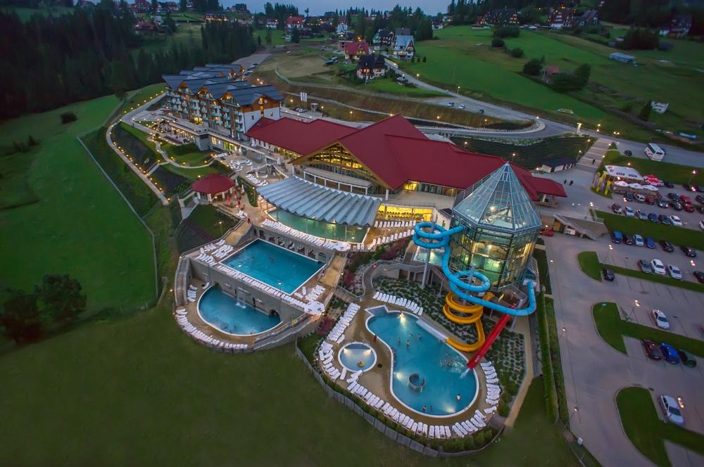 Hotel Spa Sylwester