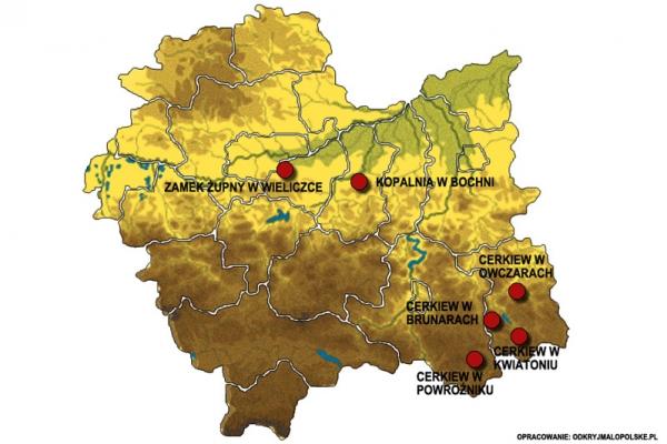 Zobacz Nowe Zabytki Z Malopolski Na Liscie Unesco
